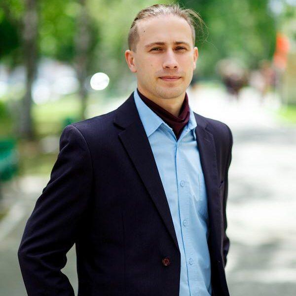 Александр Клочков бариста года